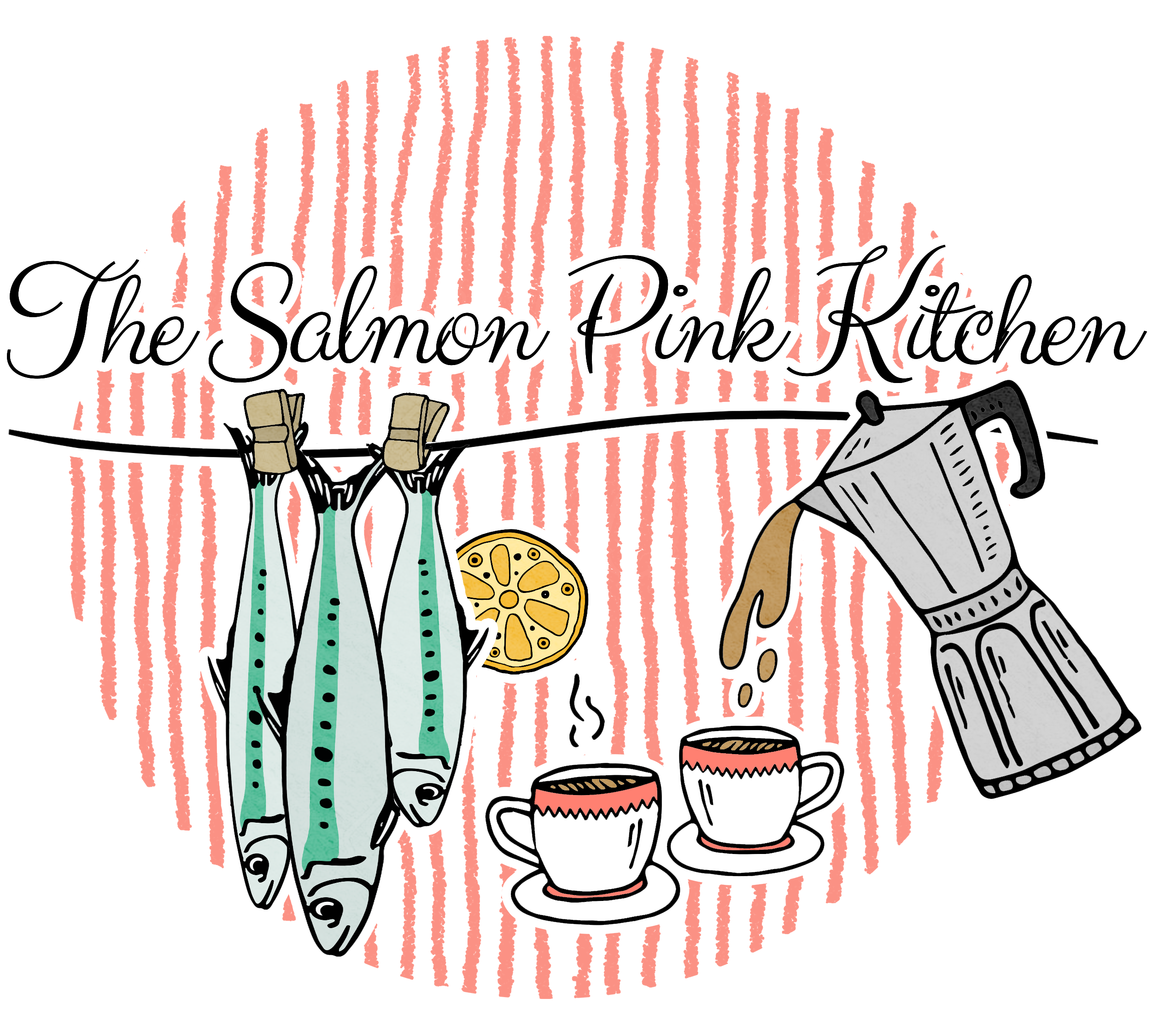 The Salmon Pink Kitchen